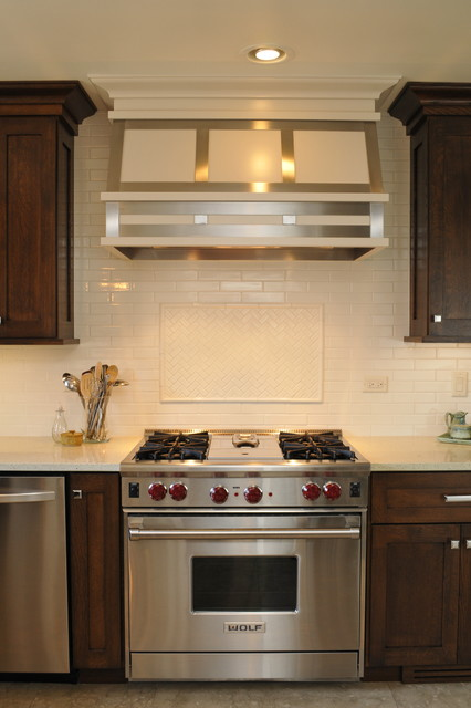 Jennifer Michaels Kitchen Remodel Midcentury Chicago