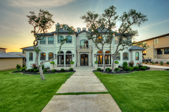 French Country Parade Home