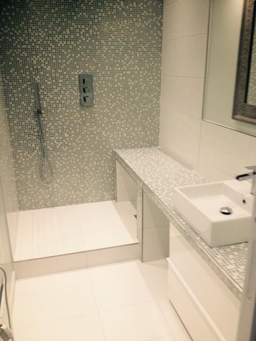 faire un banc dans une douche