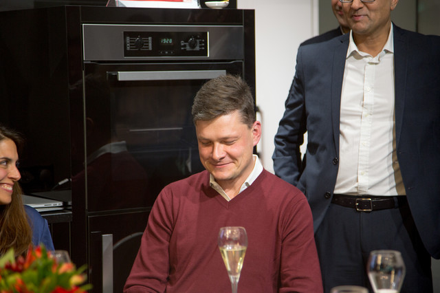 London Open Houzz @ Miele, 16 November 2017