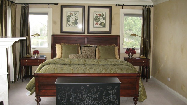 Best Staycation Spots Traditional Bedroom Chicago
