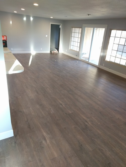 Quick Step Oak Laminate Flooring