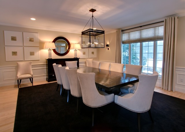 Rachel Hazelton Interior Design   Contemporary   Dining Room     Rachel Hazelton Interior Design contemporary dining room