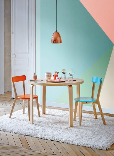 Inspiration Scandinave contemporaneo-sala-da-pranzo