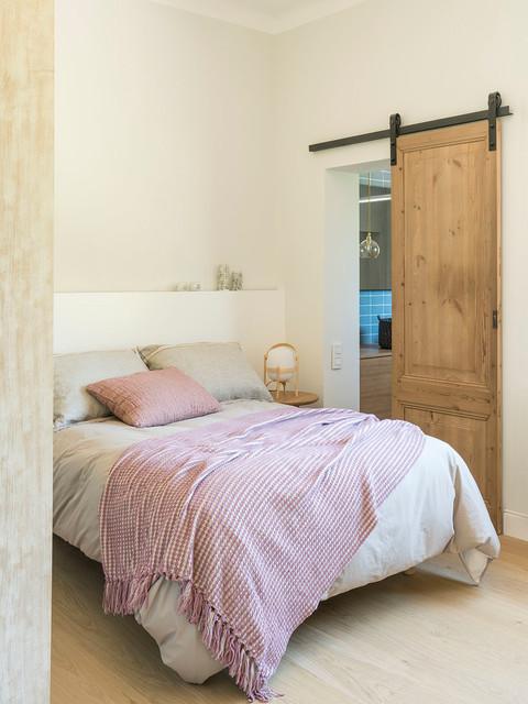 CASA PEDRALBES mediterranean-bedroom