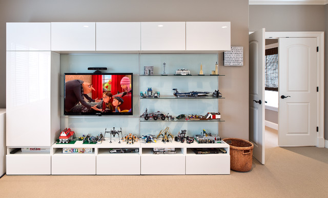 Transitional Zen by Design Guild Homes transitional-kids