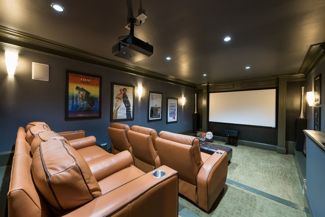 Drayton Hall 2915 transitional-home-theater