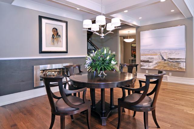 Living Room Paint Ideas Chair Rail