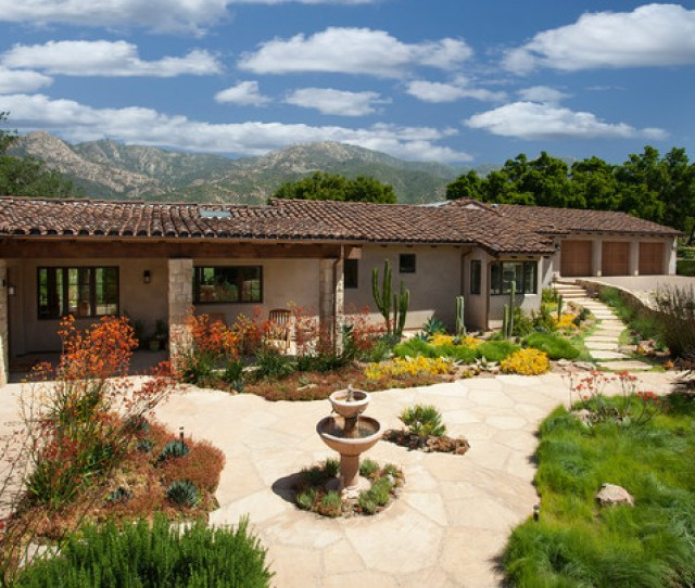 Mediterranean Ranch Style Homes: Spanish Ranch House Plans 2018