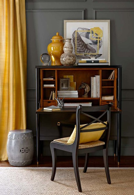 Williams-Sonoma Home traditional-home-office