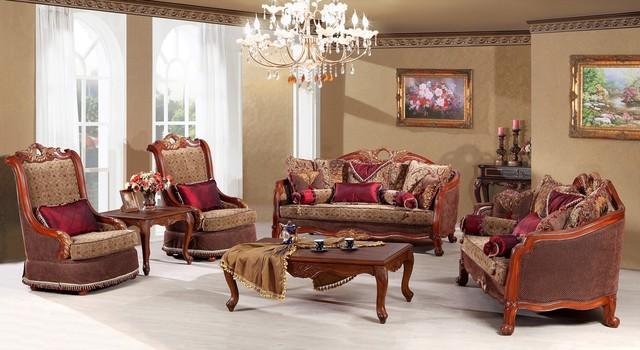 Mont Claire Luxury Living Room Sofa Set