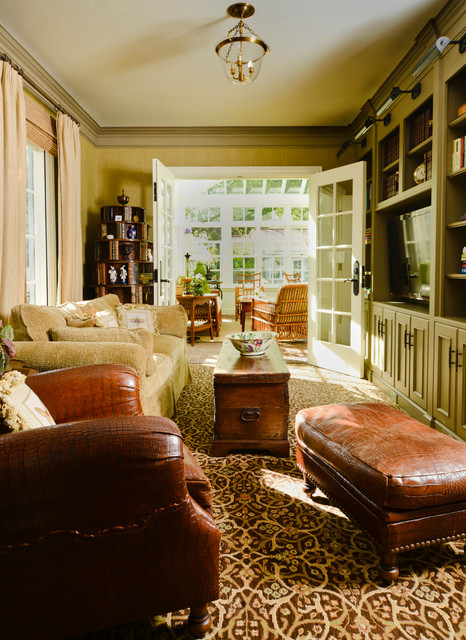 Simon Brown Small Cottage Living Room Ideas
