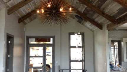 Reclaimed Barn Wood Ceiling Houzz