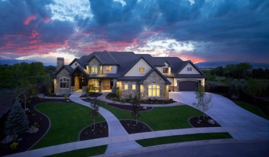 Custom Home Design Ideas   emiliesbeauty com   Charming JCD Custom Home Design      Architects U0026 Building Designers   Front Elevation Traditional Exterior