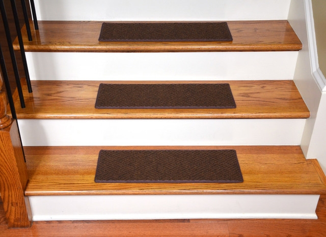 Indoor Or Outdoor Non Slip Carpet Stair Treads Set Of 15   Indoor Outdoor Stair Treads   Anti Slip Stair   Ellsworth Indoor   Waterhog Stair   Carpet Stair   Rubber Backing