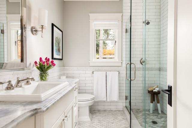 7 terrific tile ideas for bathrooms