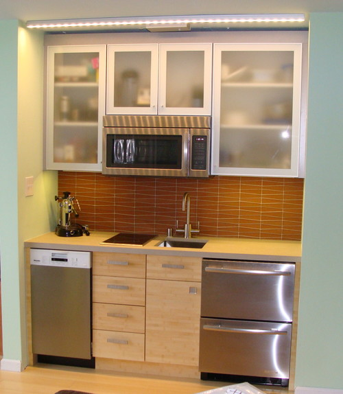 Shaped Kitchen Layout I