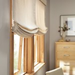 Relaxed Roman Shades Houzz
