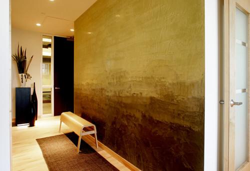 Venetian Plaster: Rothko-Style