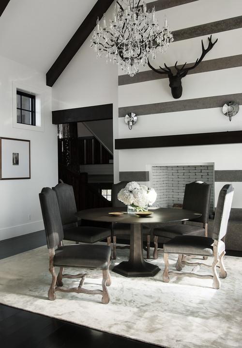 Elegant and Modern Dining