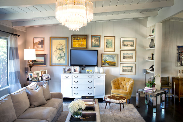 Split Level Family Room Decorating Ideas