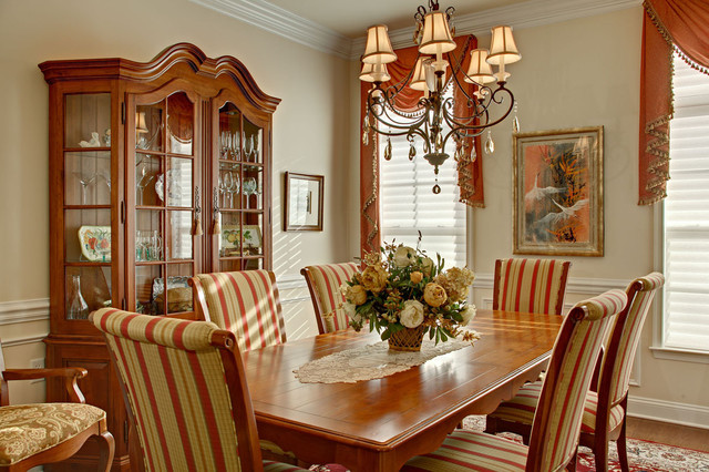 French Dining Room With French Country Decor
