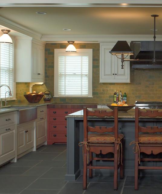 Century Old Farmhouse - Farmhouse - Kitchen - Minneapolis ...