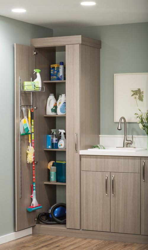 Laundry Room Organization & Storage