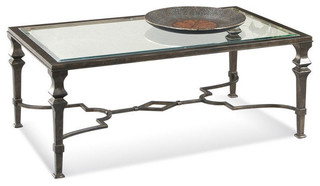 Lido Wrought Iron Cocktail Table