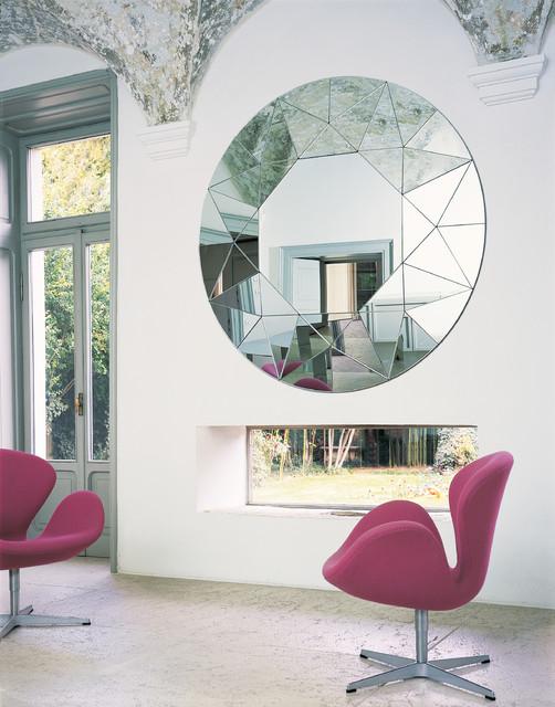 Mirror 01252 Modern Living Room Philadelphia By Usona