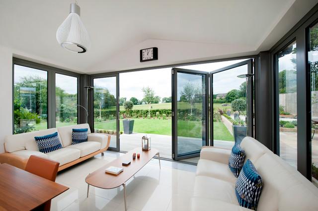 Modern Kitchen / Lounge Extension