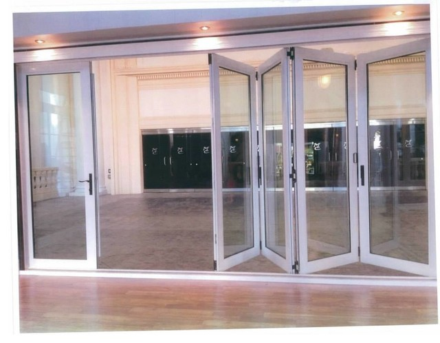 Bi Fold Glass Doors Modern Windows And Doors