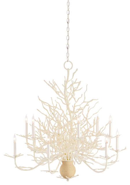 Currey Company Inc Seaward Chandelier Small In A Hurry