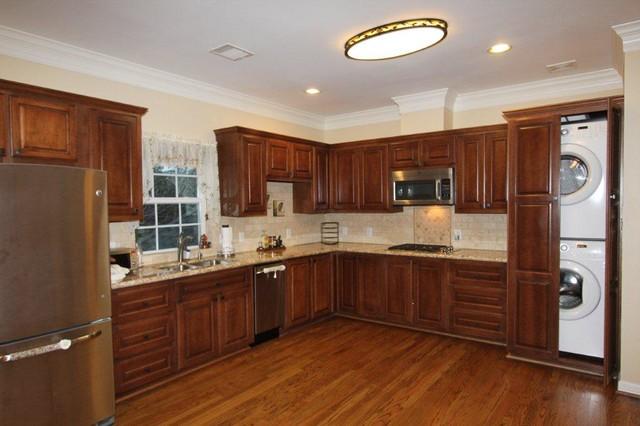 Kitchen Appliance Layout Ideas