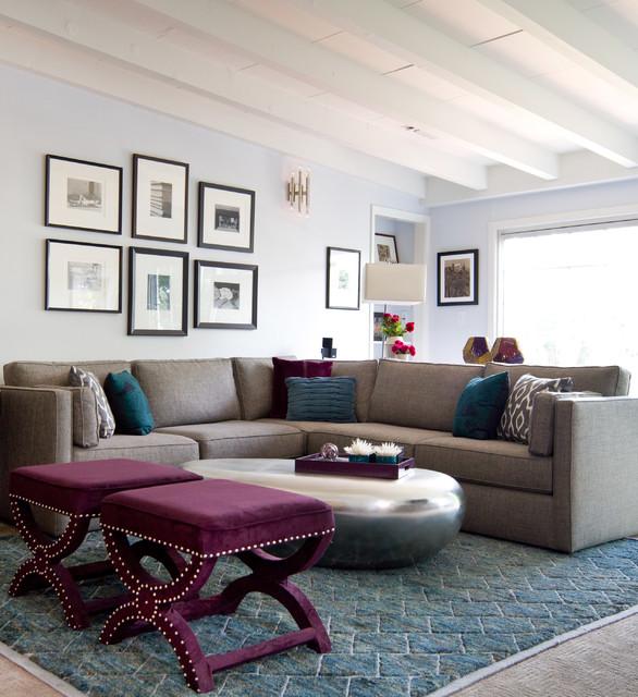 Oil Painting Modern Living Room Wall Decor Canvas Plum Flower Picture Handpainted Art Romance