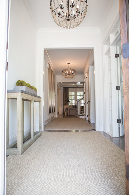 New Buckhead Home traditional-entry