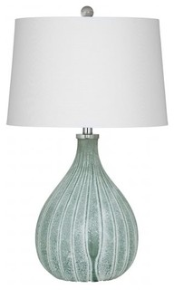Nassau Table Lamp, Green