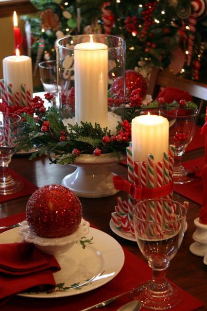 Christmas Around the House traditional