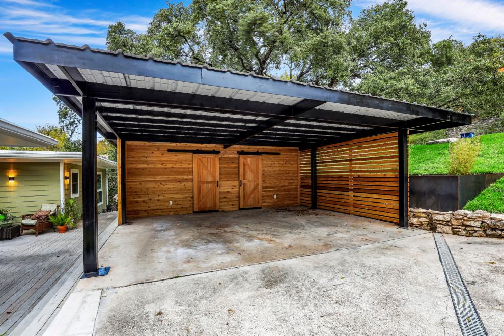 Outdoor Car Garage Design Novocom Top