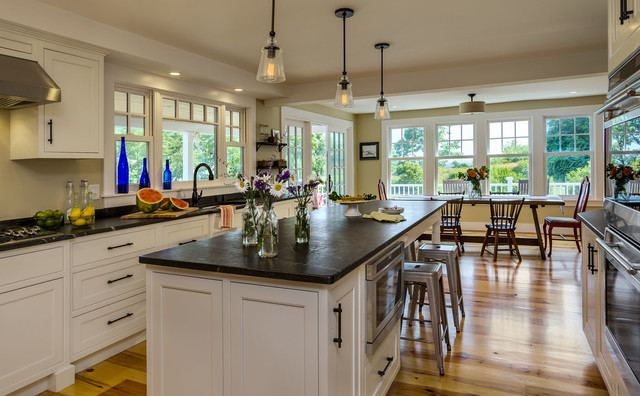 Cape Cod Style Farmhouse RenovationRemodel Kittery Maine