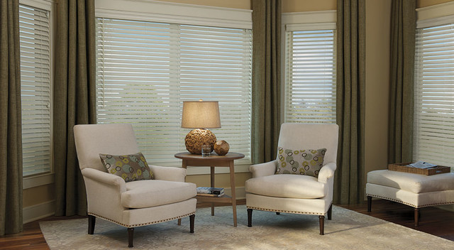 Craftsman Style Window Blinds - Amazing Bedroom, Living Room ...