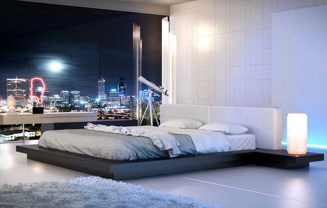 Los Angeles Modern Bedroom Furniture