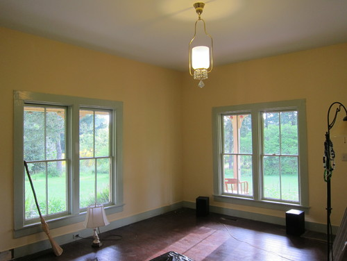 1888 House Interior Trim Color