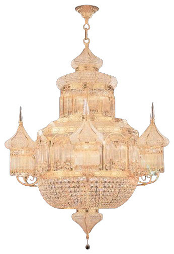 Moroccan Mosque Crystal Chandelier Traditional Chandeliers