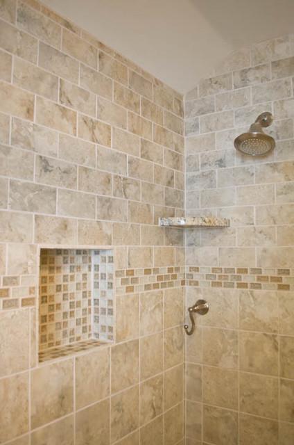 bathroom ideas beige tile home