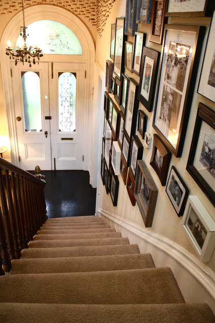 Staircase eclectic-staircase