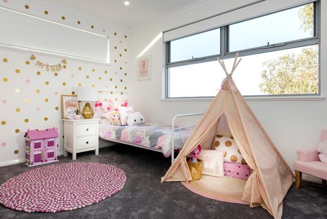 chambres de petites filles