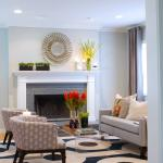 Gray Brick Fireplace Houzz