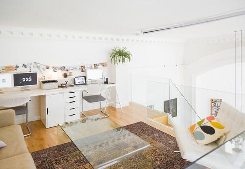 Mezzanine Apartment in Edinburgh