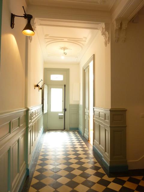 Projet En Cours Pas Encore Meubl Maison Bourgeoise St